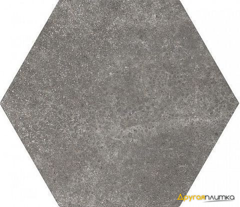 Hexatile Cement Black 17.5*20