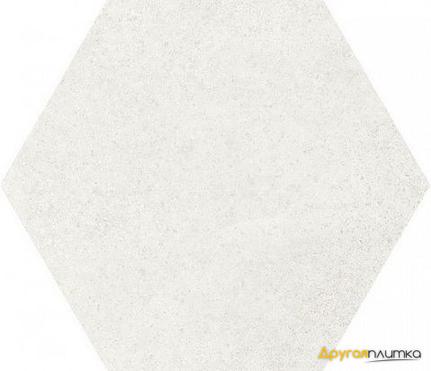Hexatile Cement White 17.5*20